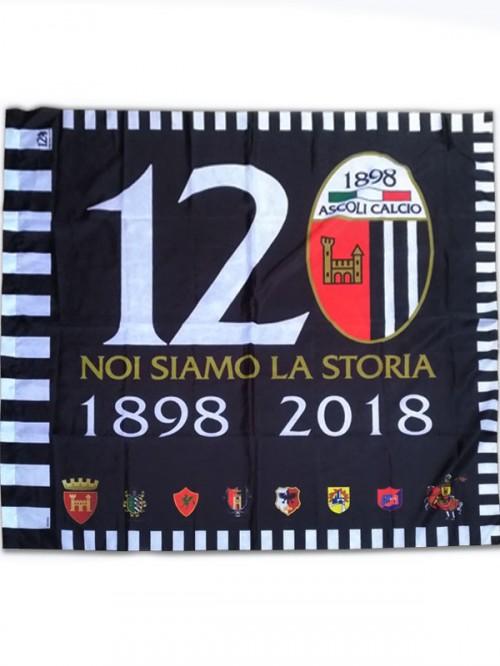 Bandiera 120 anni