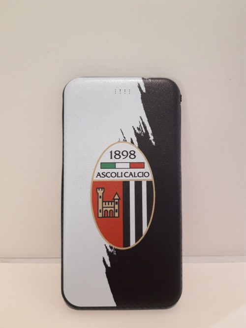 POWER BANK WITH COAT OF ARMS B / W
