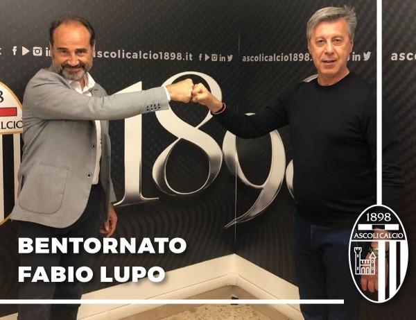 """Fabio Lupo è il nuovo Direttore Sportivo: """"Molto felice di essere tornato!"""""""