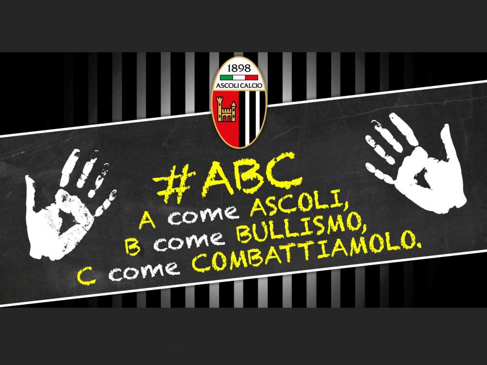 #ABC A come Ascoli, B come Bullismo, C come Combattiamolo
