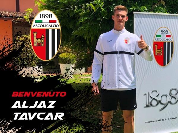 #Calciomercato: triennale con opzione per il difensore Tavcar