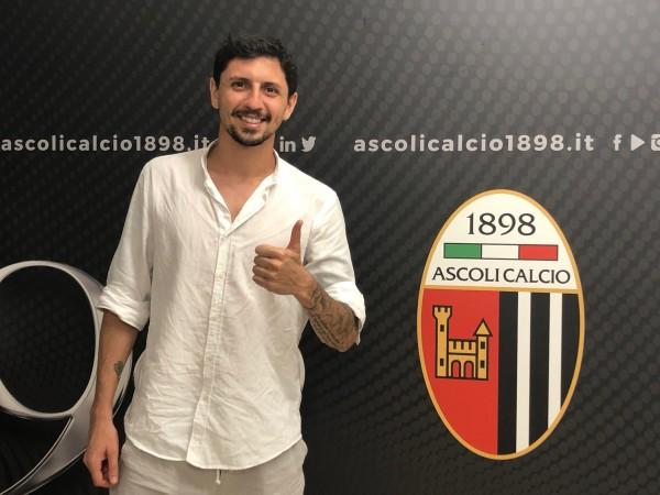 #Calciomercato: D'Orazio a titolo definitivo dal Bari. Ha firmato un biennale.