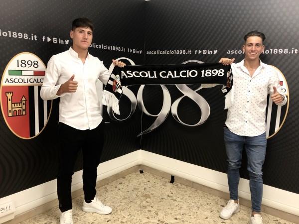 #Calciomercato: per Intinacelli e Olivieri primi contratti da professionisti.