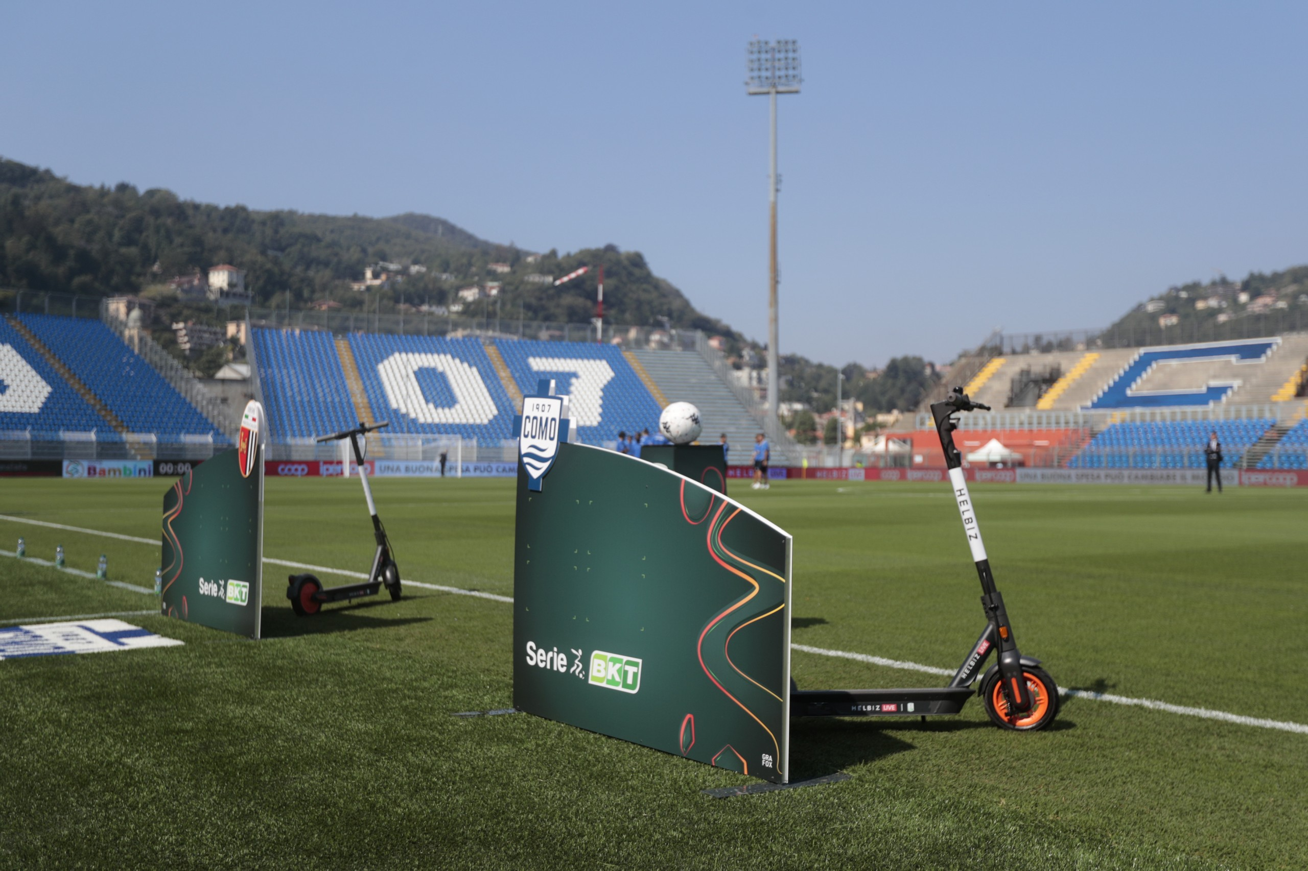 Accordo Helbiz Media-Fox: la Serie B negli Stati Uniti e nei Caraibi.