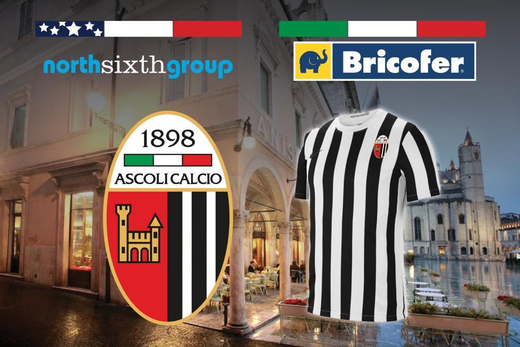 La North Sixth Group acquisisce una partecipazione societaria nell'Ascoli Calcio.