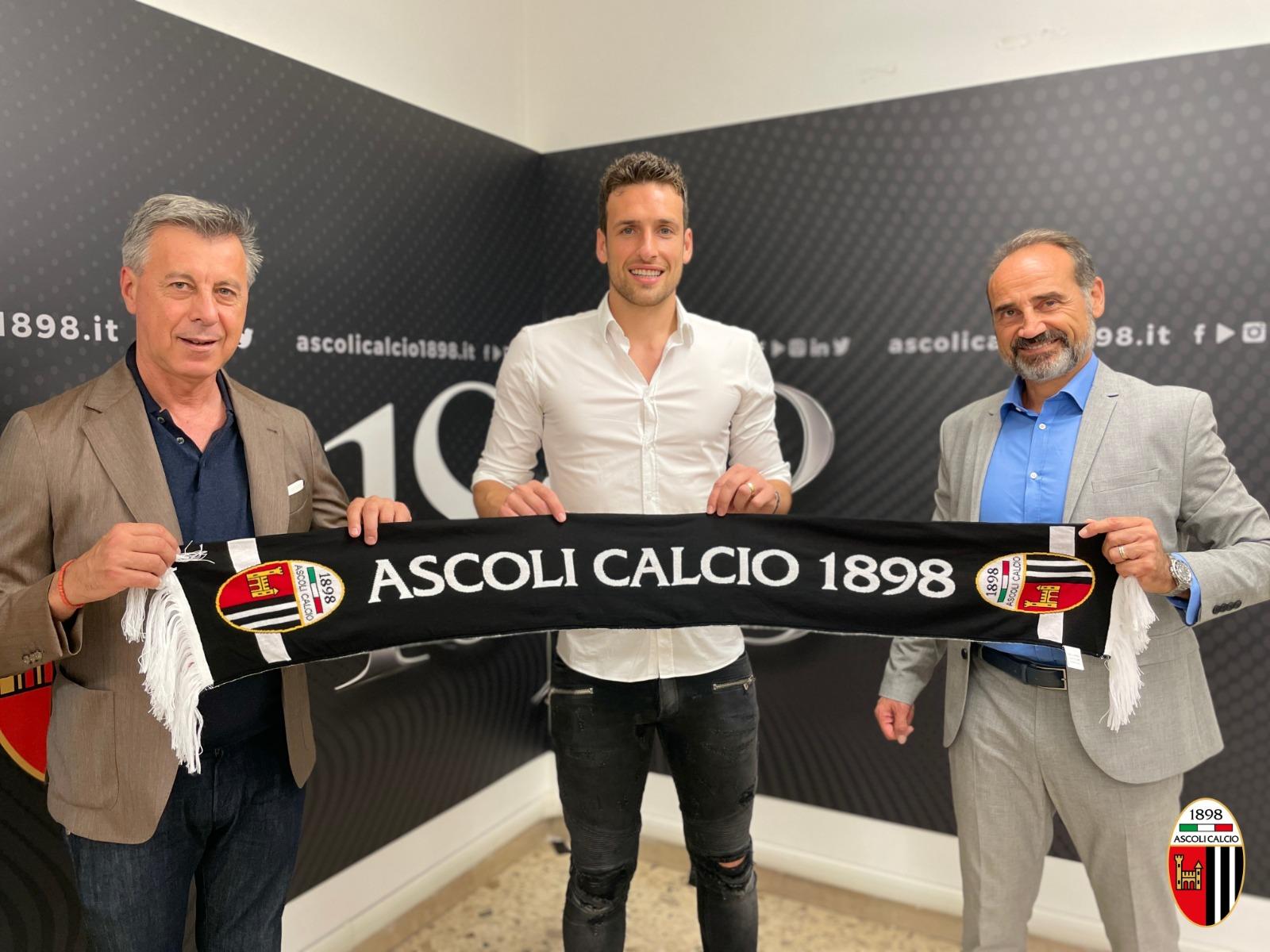 #Calciomercato – L'Ascoli piazza il colpo in difesa: Botteghin ha firmato un biennale con opzione.