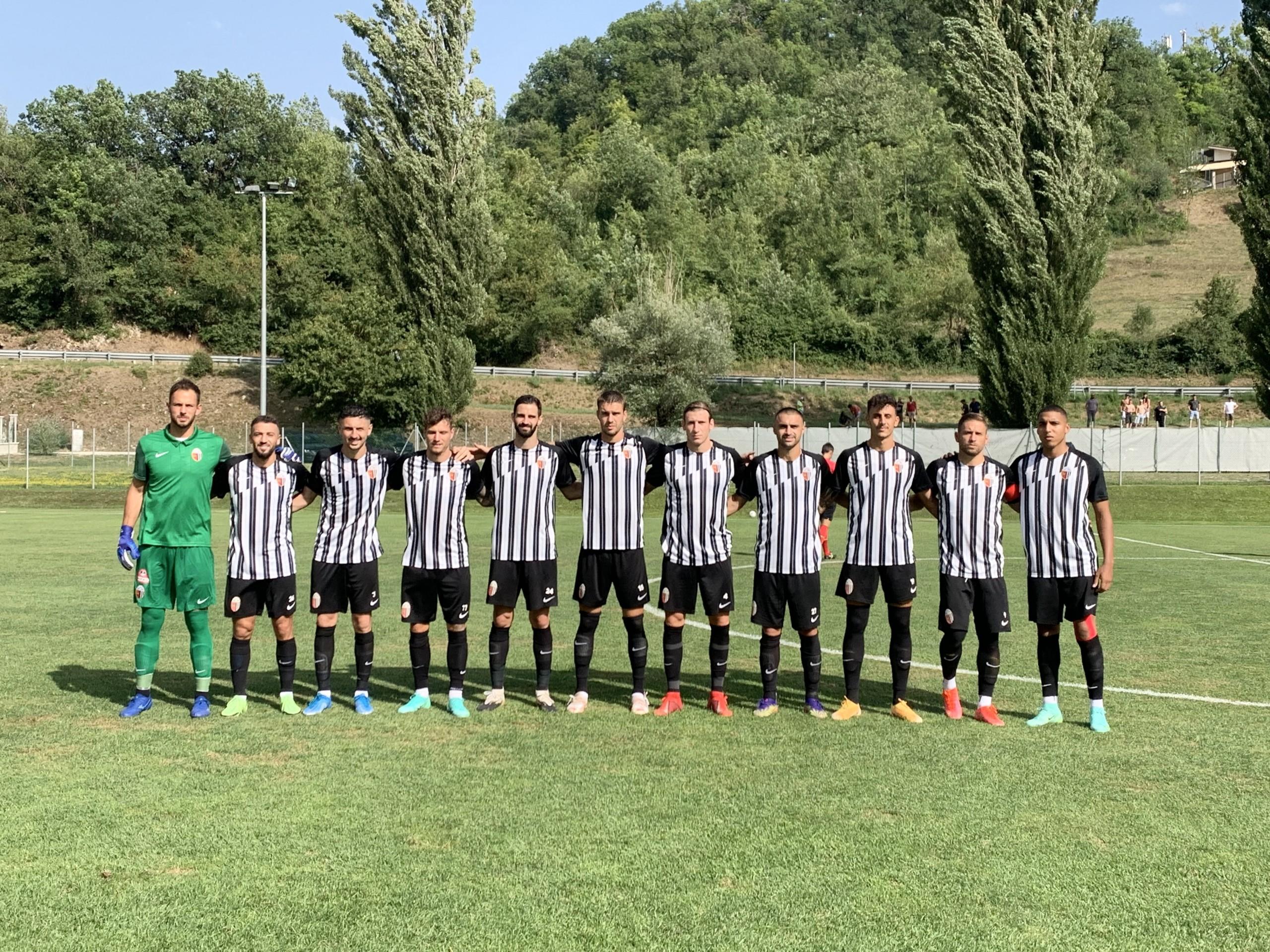 Amichevole ASCOLI-VITERBESE 2-0
