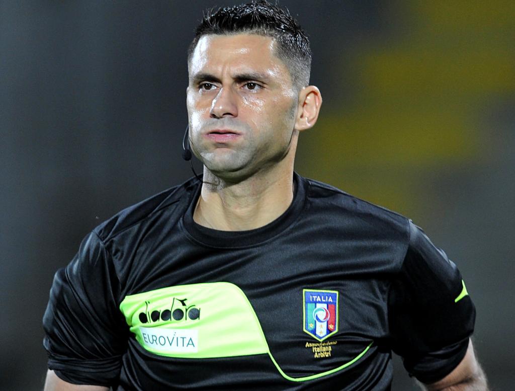 Abbattista di Molfetta designato per il match col Benevento.