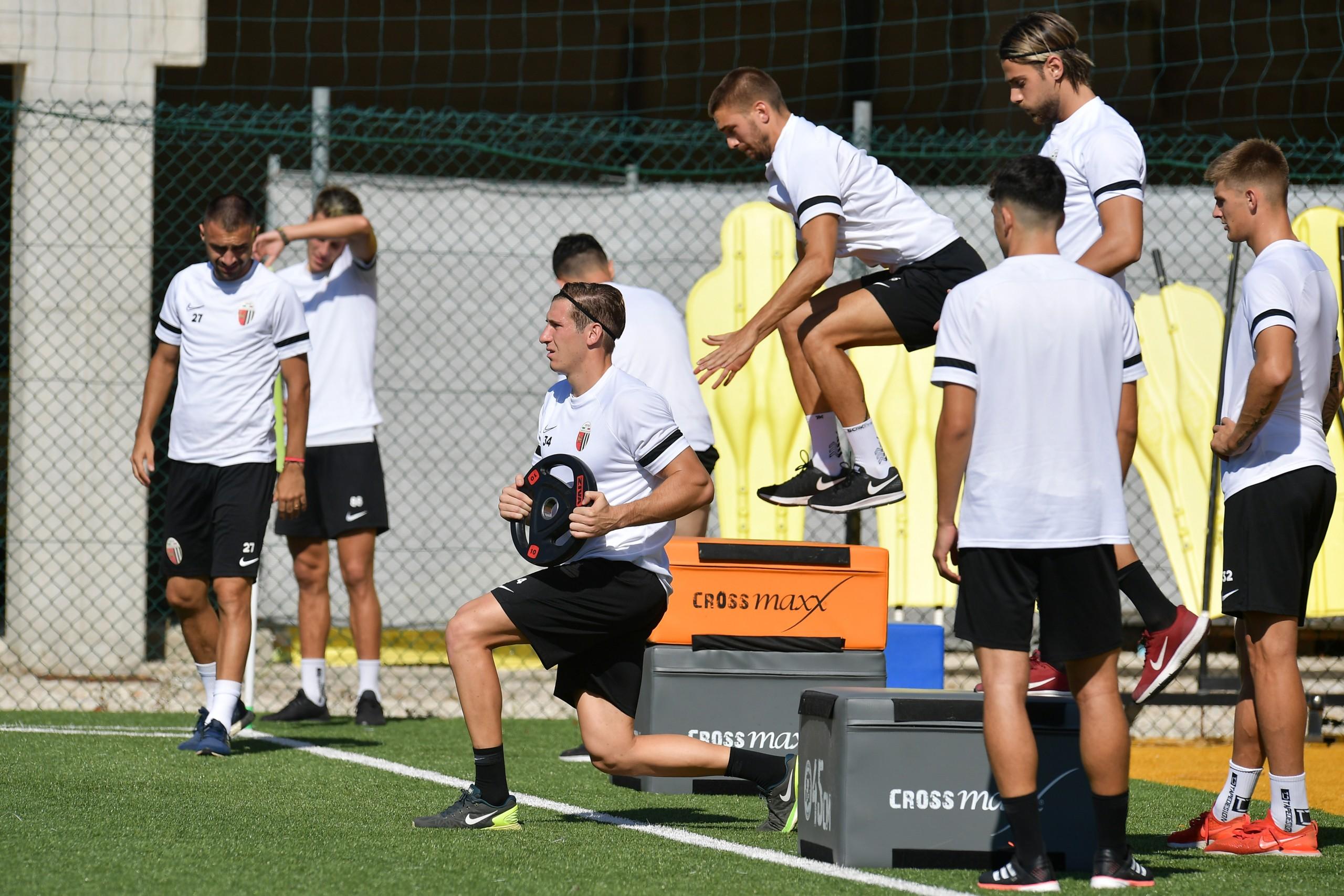 Notiziario: i bianconeri preparano la sfida col Benevento.