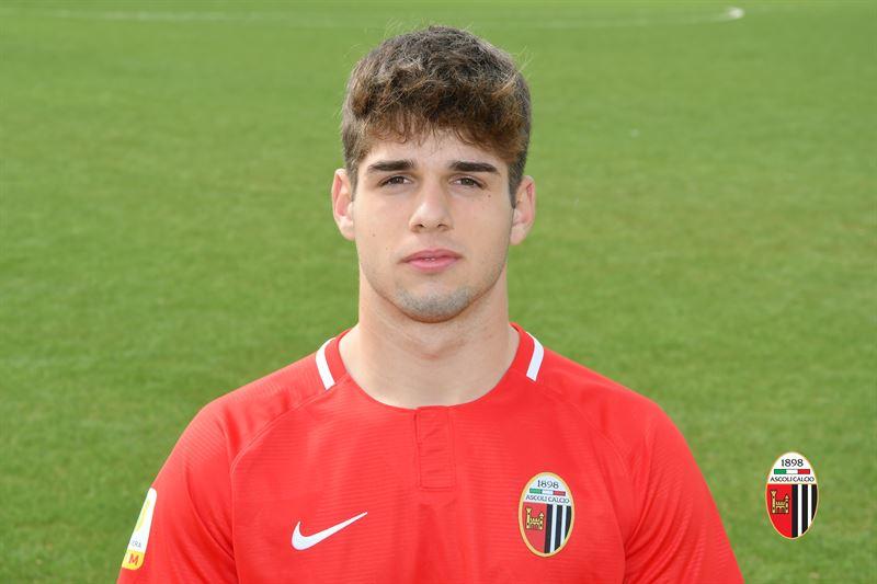 Il portiere Bolletta convocato in Nazionale Under 18.