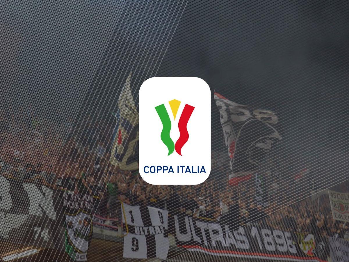 Coppa Italia: l'Ascoli affronterà l'Udinese il 13 agosto.