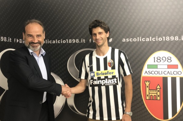 #Calciomercato: l'attaccante Fabbrini ha firmato un biennale con opzione