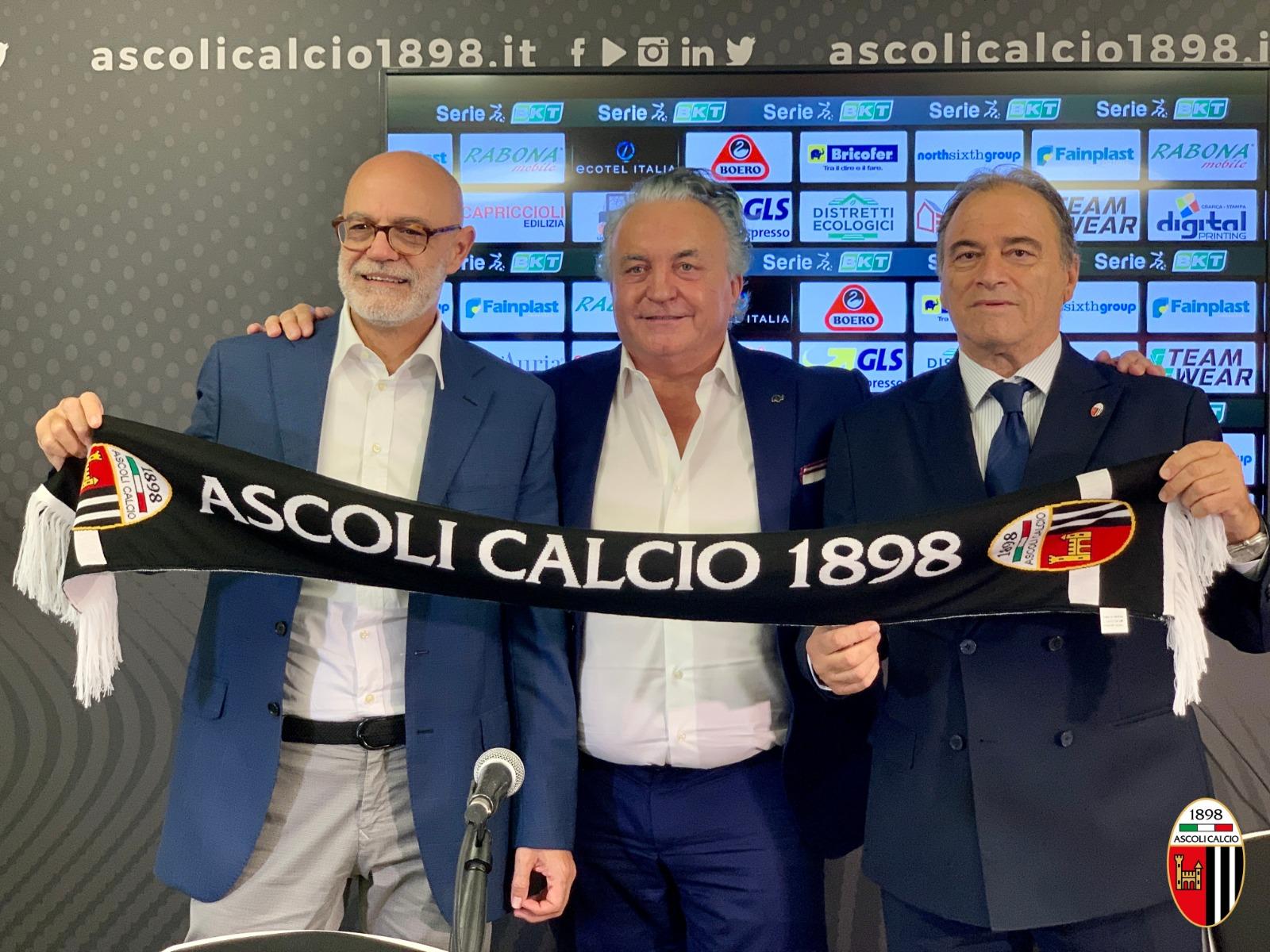 Presentazione Claudio Tanzi: le dichiarazioni di Patron Pulcinelli, Presidente Neri e DG.