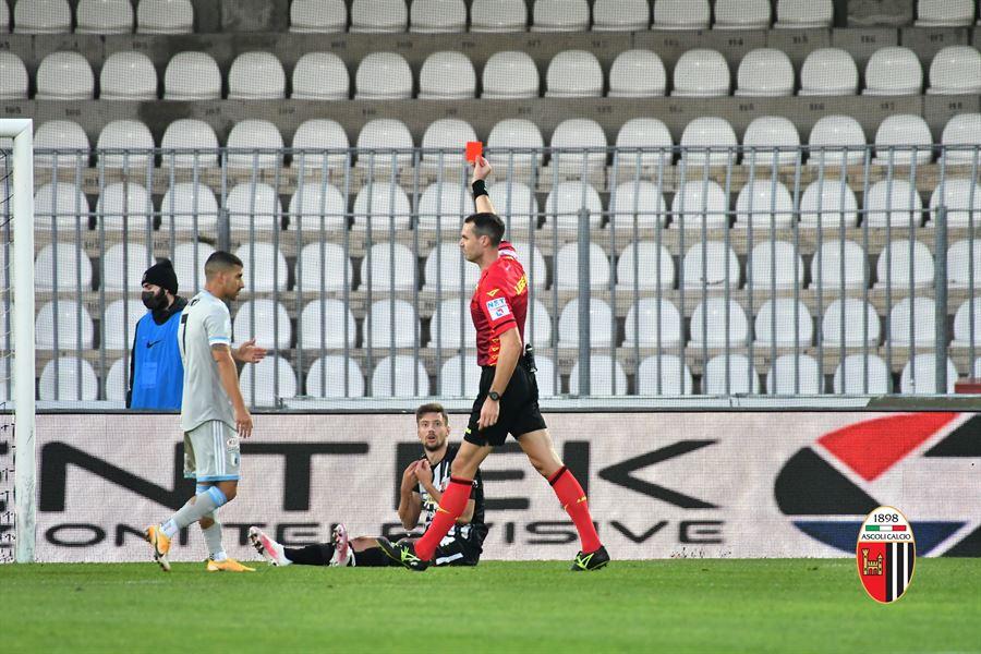 Coppa Italia Udinese-Ascoli: dirige Gariglio di Pinerolo.