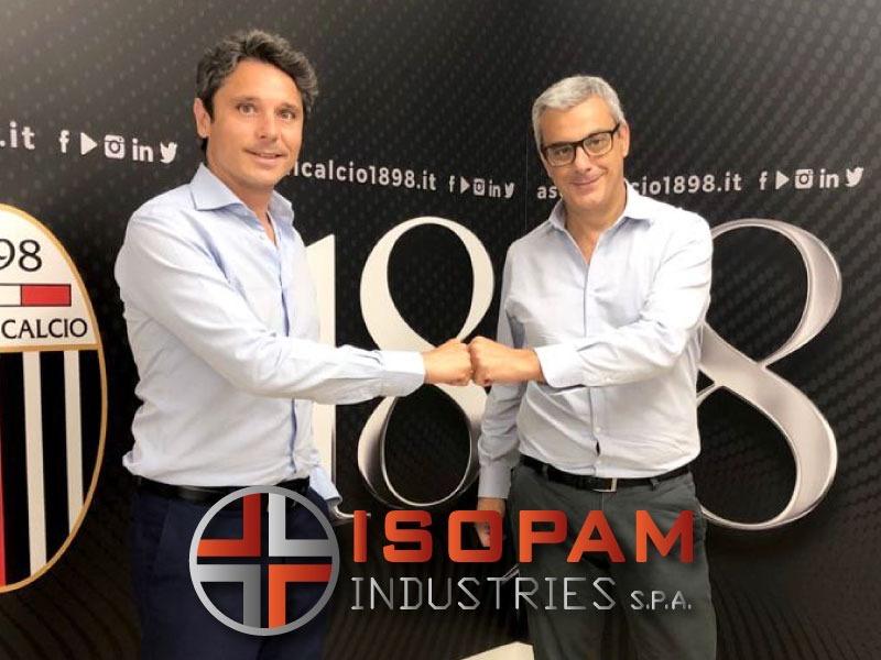 Isopam Industries entra a far parte della grande famiglia bianconera.
