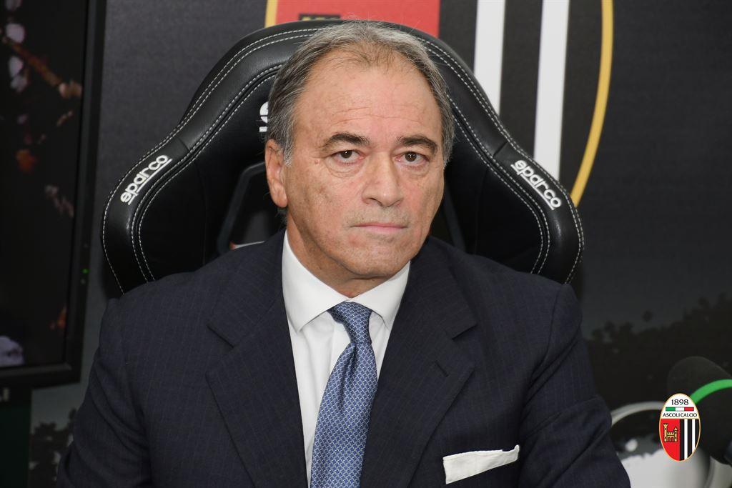 """Presidente Neri: """"Auspico una riforma della Coppa Italia. Domani in campo con mentalità vincente""""."""