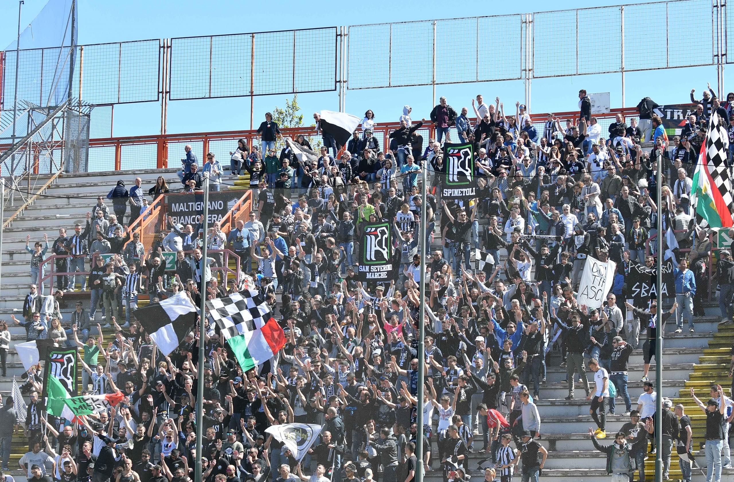 Perugia-Ascoli: da domani biglietti in vendita. Tutte le info.