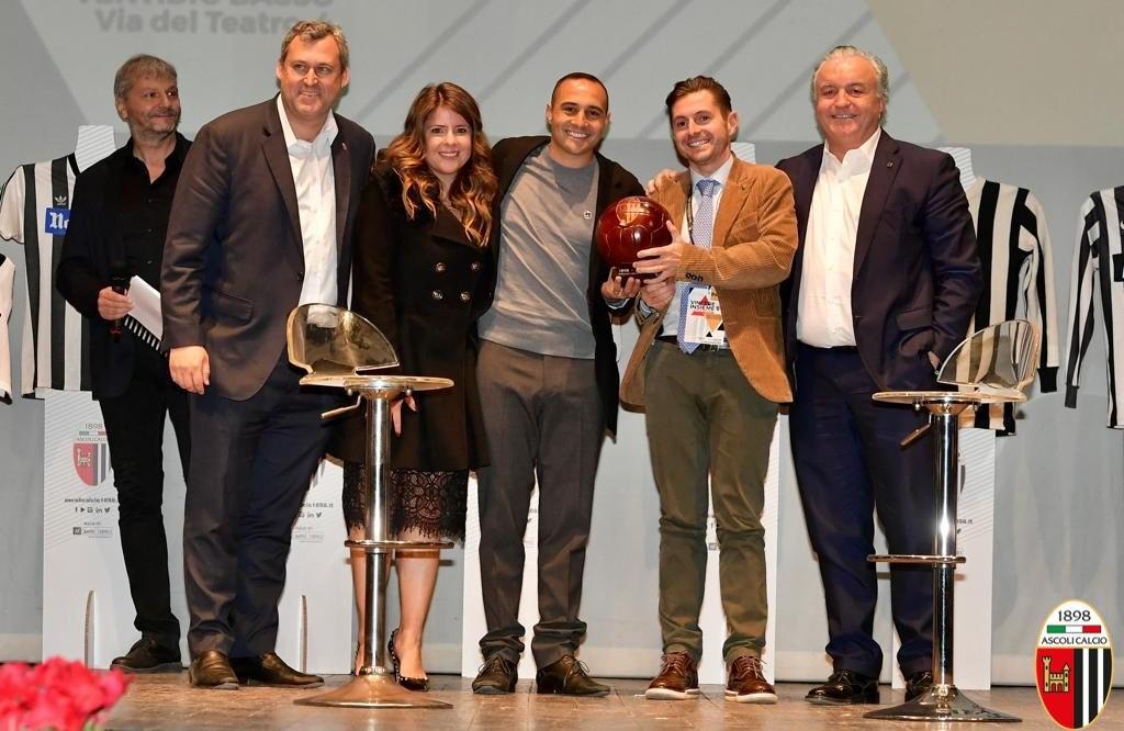#VINCEREINSIEME: grande successo l'evento dedicato ai partner dell'Ascoli.