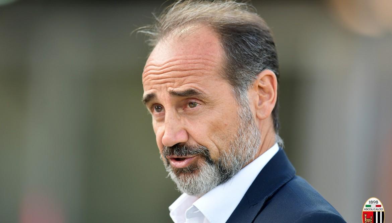 Fabio Lupo ha rassegnato le dimissioni: si separano le strade fra l'Ascoli e il DS.