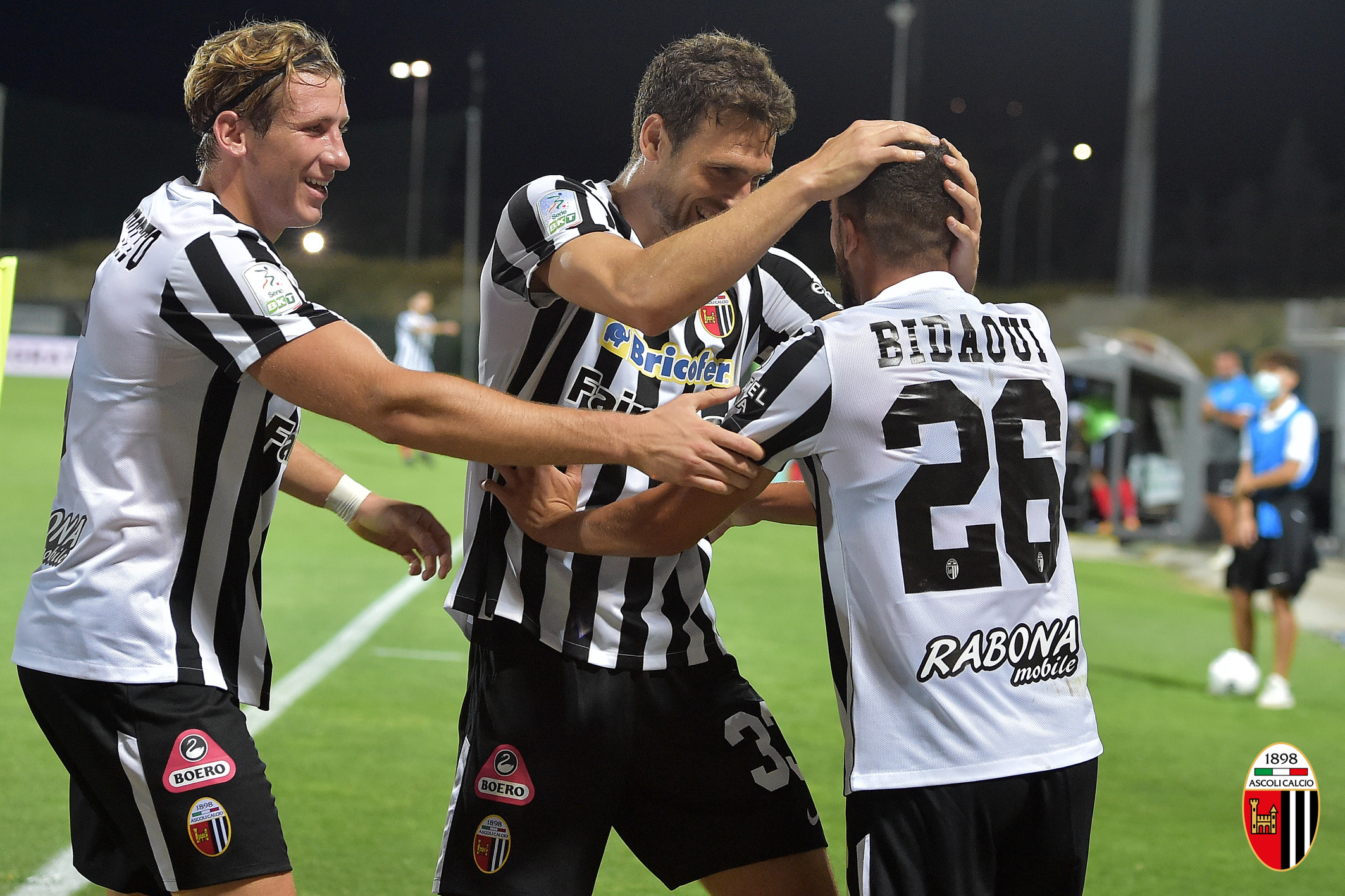 """Bidaoui: """"Voglio essere più decisivo per la squadra"""". E su Dionisi, De Paoli e Iliev…"""